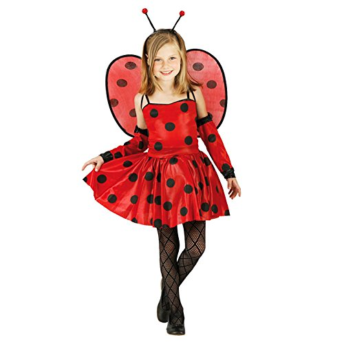 Vestido de Ladybug