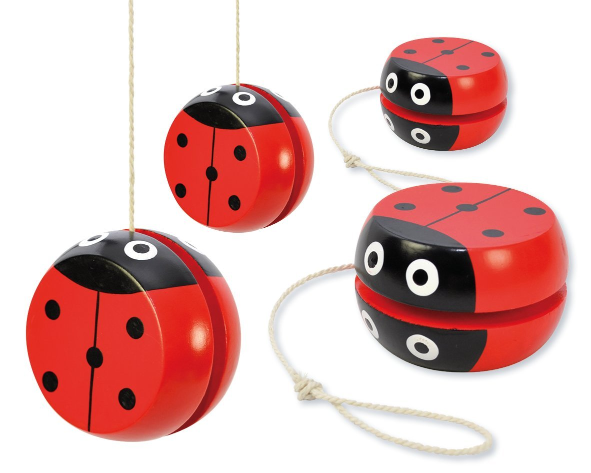 Yoyo de juegos como Ladybug