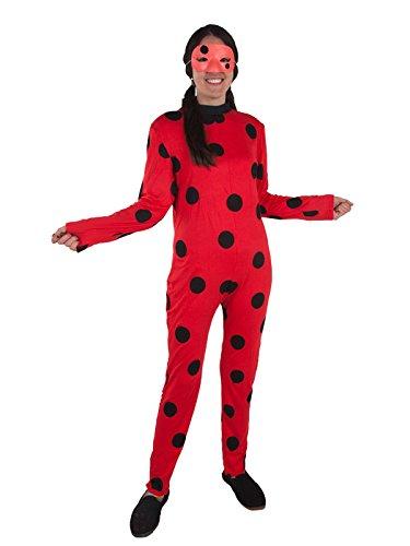 Disfraz para mujer de Ladybug