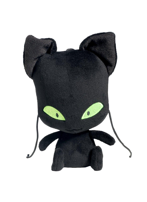 Peluche de Plagg de Cat Noir