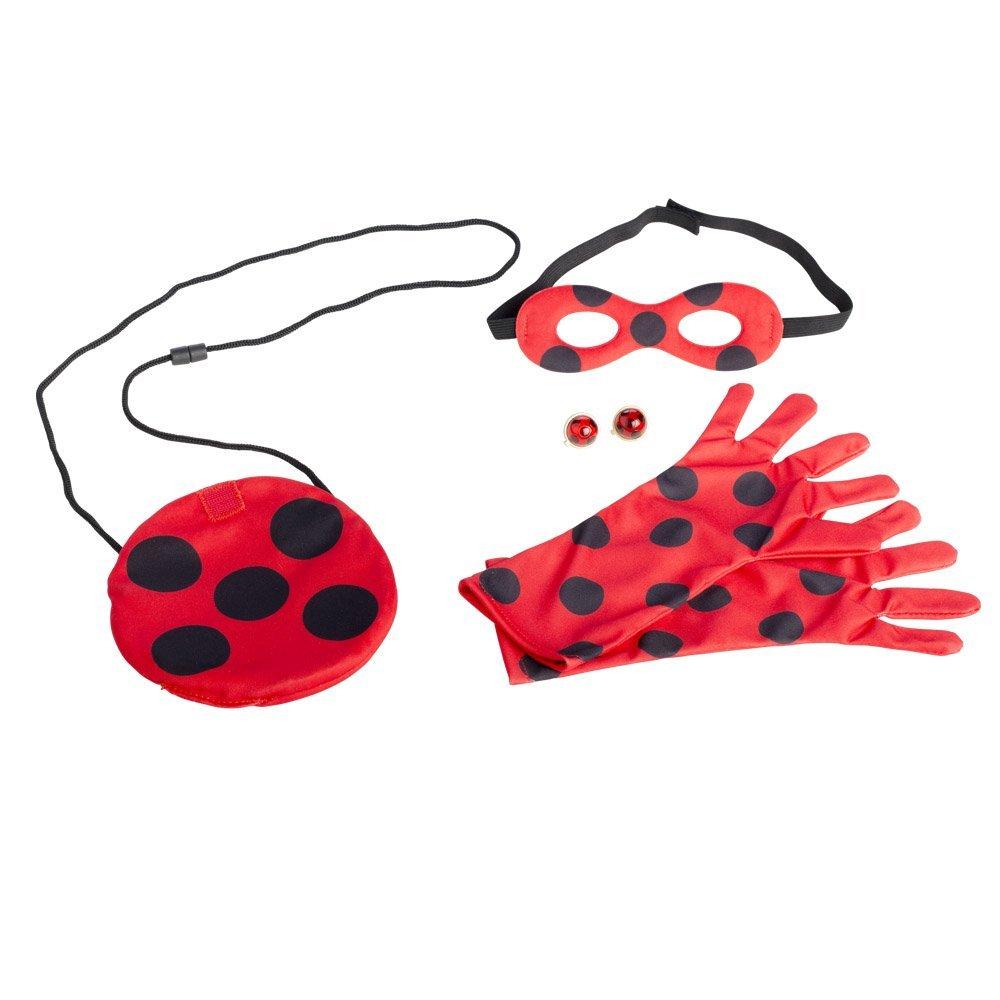 Pendientes y accesorios de Ladybug