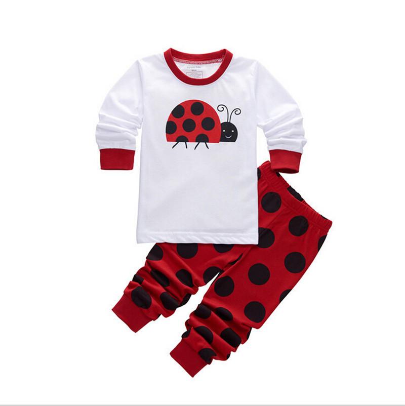 Pijama de Ladybug