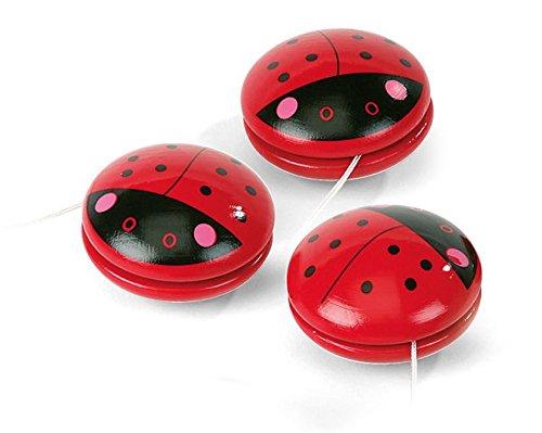 Yoyos de juego estilo Ladybug