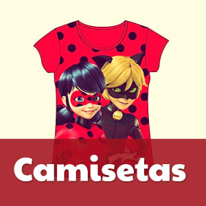camisetas ladybug
