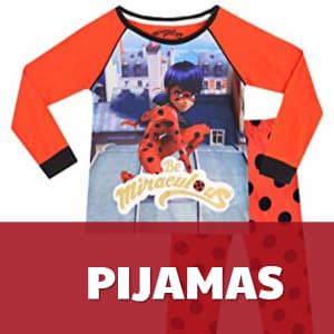 comprar pijamas de ladybug