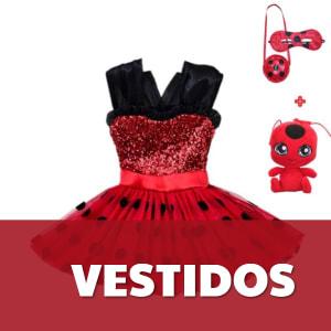 comprar vestidos de ladybug